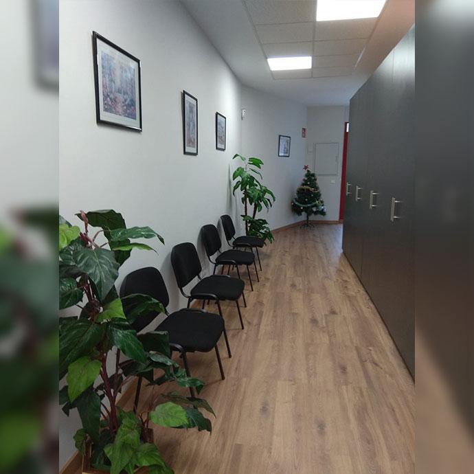 nuevas oficinas gestoria en getafe